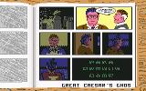 Superman: The Man of Steel Commodore 64 Comics describe the story between missions