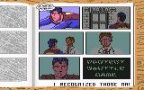 Superman: The Man of Steel Commodore 64 Comics describing the second mission