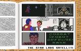 Superman: The Man of Steel Commodore 64 Comics describing the third mission