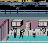 Men in Black: The Series Game Boy Color Always did like a little Vieneese cinnamon before I kick alien butt.