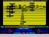 Space Racer ZX Spectrum A change of scenery