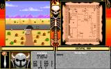 The Red Crystal: The Seven Secrets of Life DOS Arriving at a town
