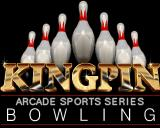 Kingpin: Arcade Sports Bowling Amiga CD32 Title screen.
