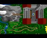 Brutal: Paws of Fury Amiga CD32 This is the world map.