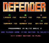 Super Skidmarks Amiga CD32 The CD32 version includes a Defender clone.