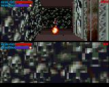 Gloom Amiga CD32 Two player split screen action.