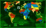 Syndicate Amiga CD32 The colours for each territory on the map show the syndicate affiliation.