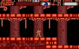 Castlevania Amiga Our hero must avoid being jabbed by the spears