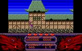 The Seven Gates of Jambala Amiga CD32 This is where the game begins, you choose your level by entering a specific door.