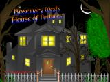 Rosemary West's House of Fortunes DOS Title Screen