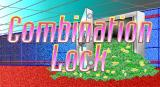 Combination Lock DOS Title Screen (EGA/VGA)