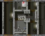 Alien Breed: Tower Assault Amiga CD32 Damn, I didn't survive for long.