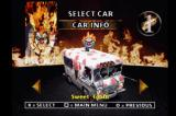 Twisted Metal 2 PlayStation Sweet Tooth appears as a secret character.