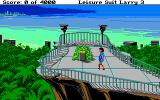 Leisure Suit Larry III: Passionate Patti in Pursuit of the Pulsating Pectorals Atari ST The game starts here