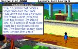 Leisure Suit Larry III: Passionate Patti in Pursuit of the Pulsating Pectorals Atari ST Things aren't going so well apparently...