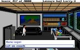 Leisure Suit Larry III: Passionate Patti in Pursuit of the Pulsating Pectorals Atari ST Entering a command