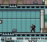 Men in Black: The Series 2 Game Boy Color It's the Brain From Planet Arous! Call John Agar!