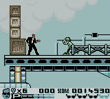 Men in Black: The Series 2 Game Boy Color An alien as deigned by a six-year old.