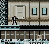 Men in Black: The Series 2 Game Boy Color Ah, HERE's the aircraft.