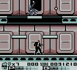 Men in Black: The Series 2 Game Boy Color The first boss. Just wail on him until he's through.
