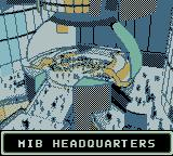 Men in Black: The Series 2 Game Boy Color Second mission .