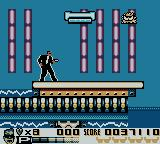 Men in Black: The Series 2 Game Boy Color Attack of the fry kids!
