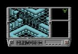 Space Crusade Commodore 64 The aliens turn