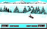Winter Challenge: World Class Competition DOS Invalid landing (Ski Jump)
