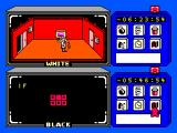 Spy vs Spy SEGA Master System Black is regarding the map