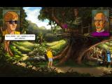 Broken Sword II: The Smoking Mirror - Remastered iPad The priest in the jungle.