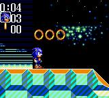Sonic the Hedgehog Chaos Game Gear Gigapolis stage