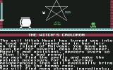 The Witch's Cauldron Commodore 64 Background story