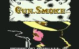 Gun.Smoke Commodore 64 Title screen