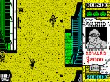 Gun.Smoke ZX Spectrum The standard enemies look more like ninjas than like gunmen.