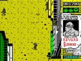 Gun.Smoke ZX Spectrum Apart from the obvious reasons, having few enemies on screen is a very good thing as the game suffers from heavy slow downs.