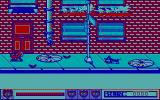 Oliver & Company DOS Starting the game (CGA)