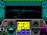 Gunship ZX Spectrum Picking up SAM warnings