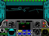 Gunship ZX Spectrum SA-13 moble SAM launcher - targeting