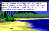 Leisure Suit Larry III: Passionate Patti in Pursuit of the Pulsating Pectorals Amiga Part of the introduction
