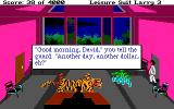 Leisure Suit Larry III: Passionate Patti in Pursuit of the Pulsating Pectorals Amiga Visiting your place of employment