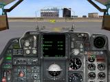 Jane's Combat Simulations: Israeli Air Force Windows In the hangar