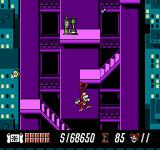 Yo! Noid NES Higher and higher