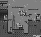 Maru's Mission Game Boy The level boss in Brazil is also from Greek mythology. This time it's Keberos, spelled Kelbelos in the game.