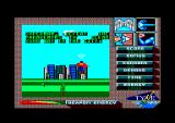 Superman: The Man of Steel Amstrad CPC First mission