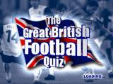 The Great British Football Quiz PlayStation 2 Loading screen