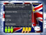 The Great British Football Quiz PlayStation 2 A typical question