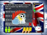 The Great British Football Quiz PlayStation 2 Oh no! That was wrong