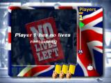 The Great British Football Quiz PlayStation 2 Game over