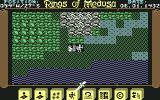 Rings of Medusa Commodore 64 Available actions