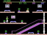 The Heist ColecoVision An escalator is here...